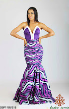 Duaba Serwaa's Showcases Gorgeous Ready To Wear Spring/Summer Preciosca Collection 2013