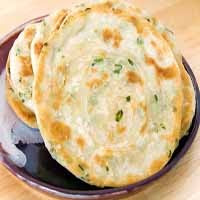 Weight Loss Recipes : Scallion Pancakes with Dipping Sauce