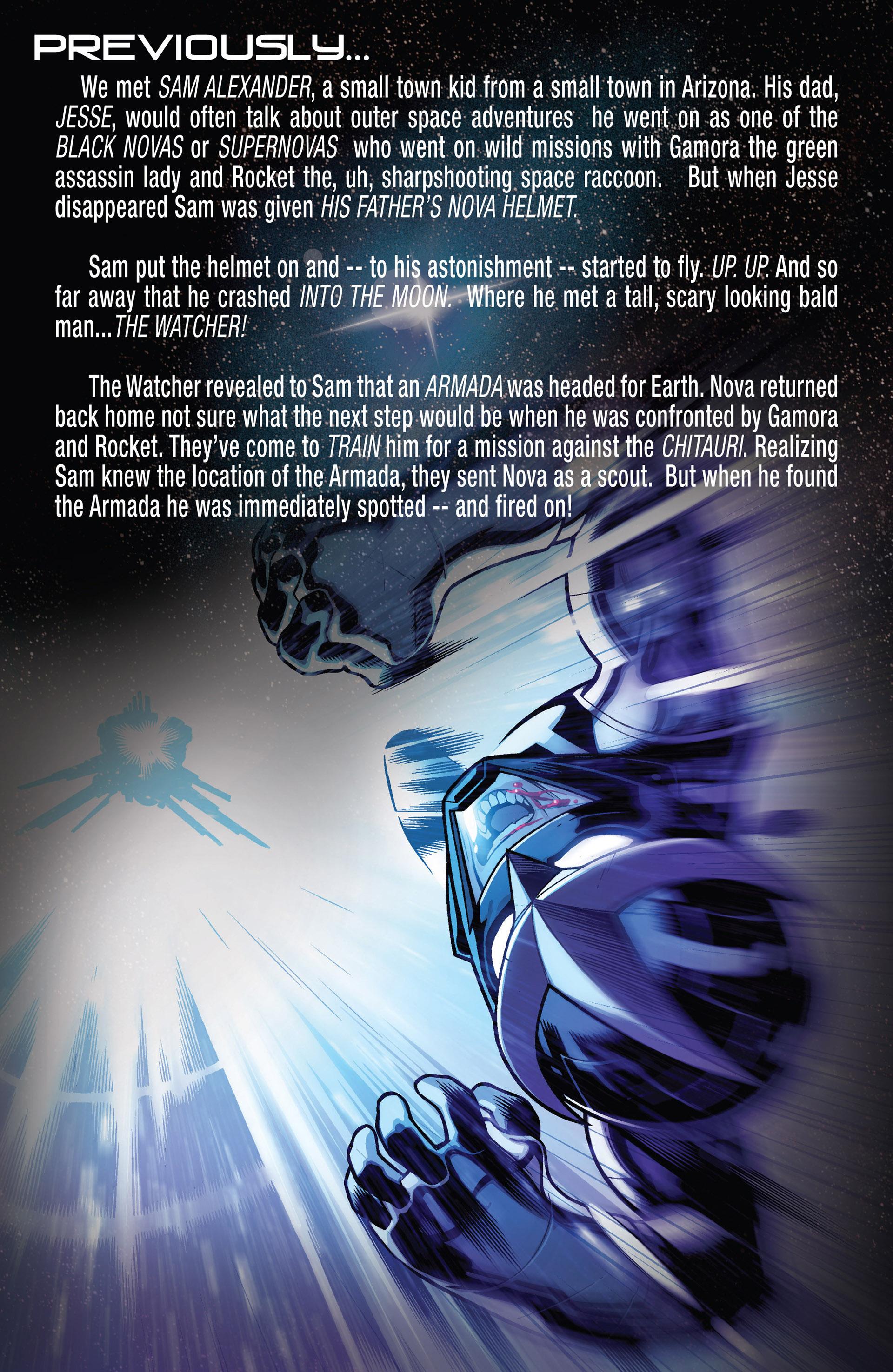 Nova (2013) - Chapter  4   pic 3