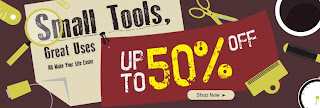 Focalprice small tools promotion