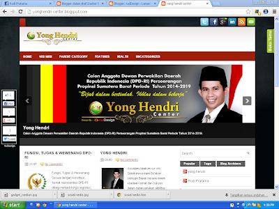 Yong Hendri Center