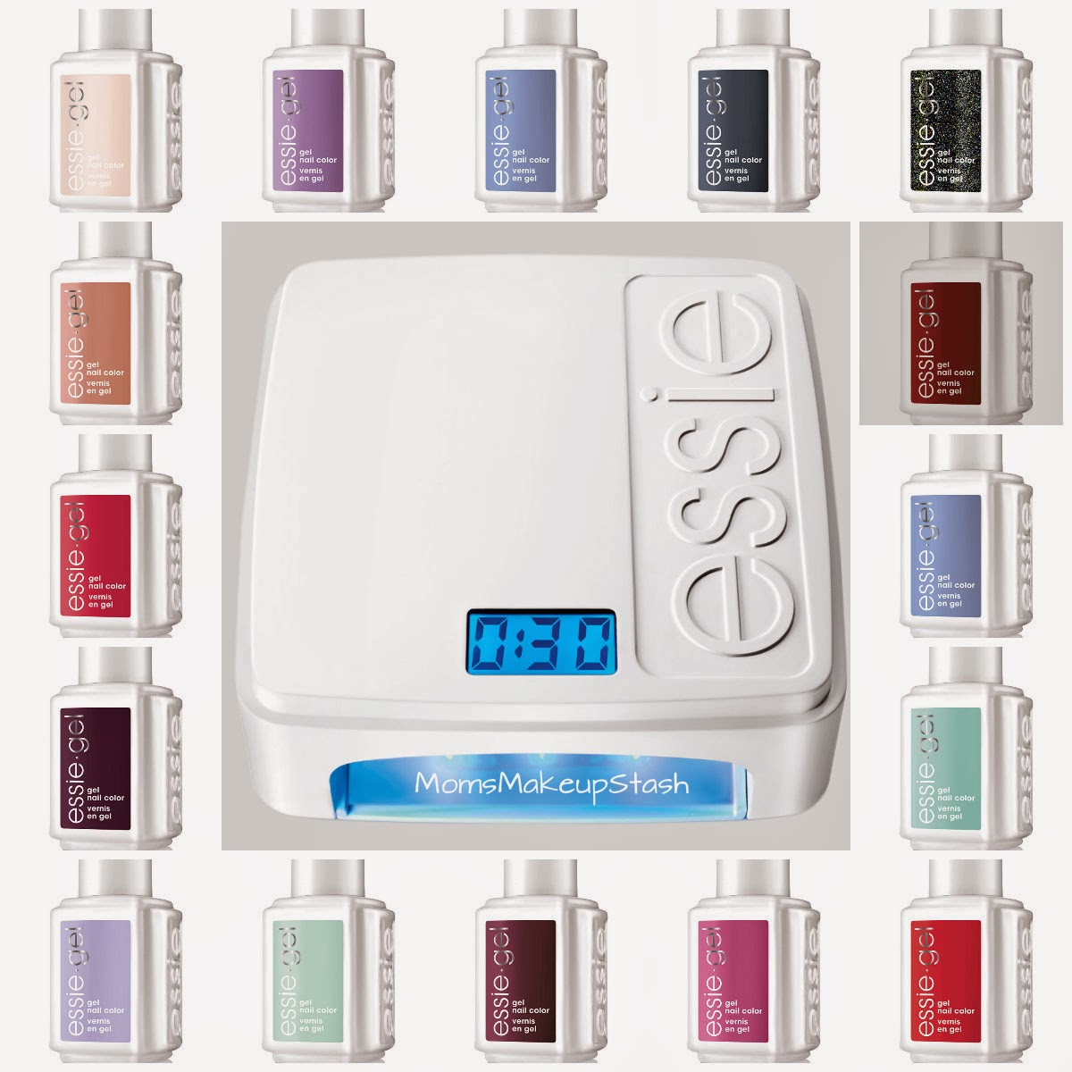 The Future of Colour? Essie Introduces 2-in-1 Color & Care ...