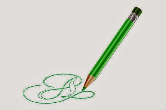 Create a Vector Pencil