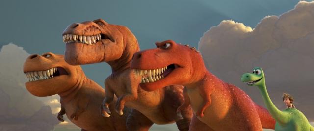 Chú Khủng Long Tốt Bụng, The Good Dinosaur