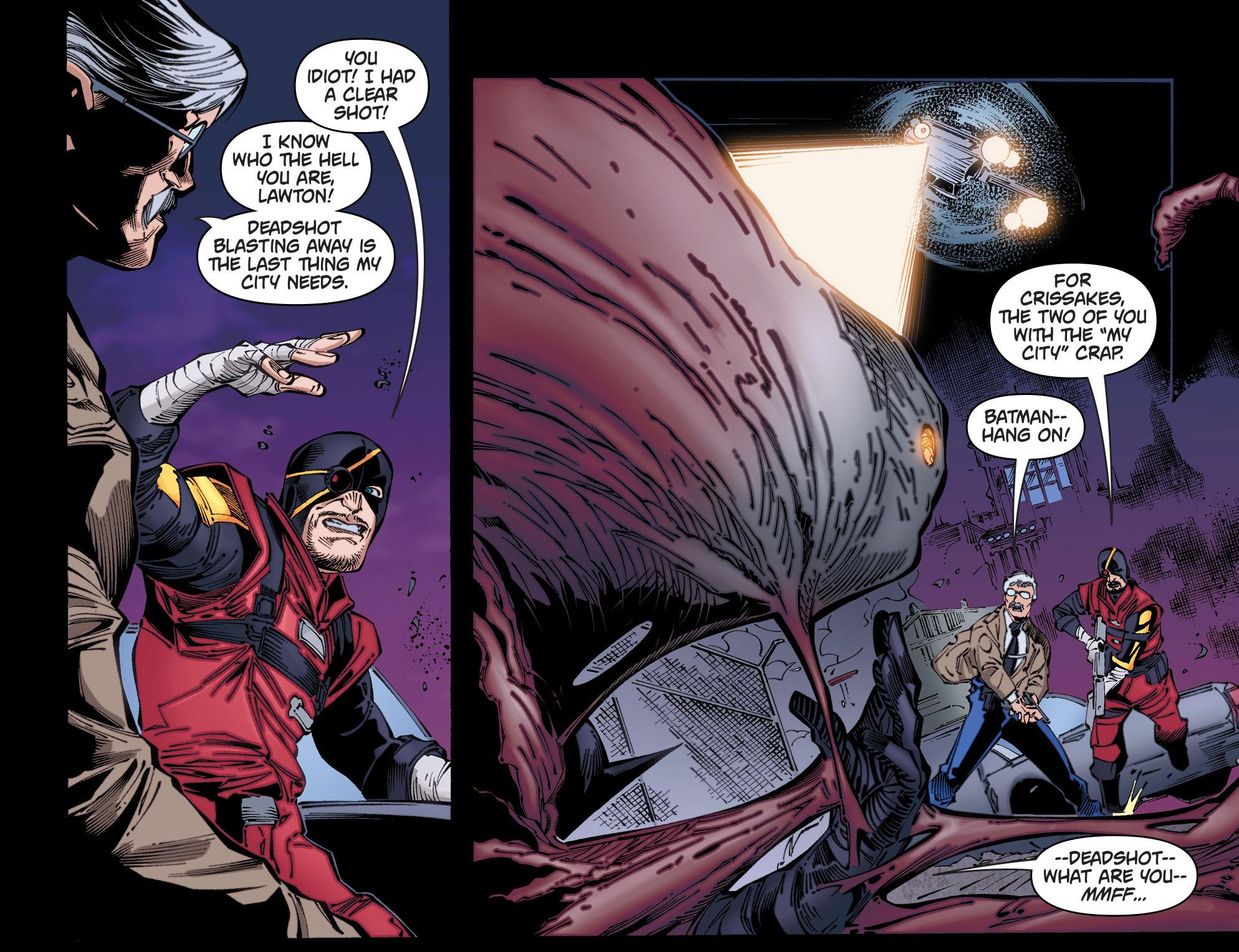 Batman: Arkham Knight [I] Issue #25 #27 - English 9