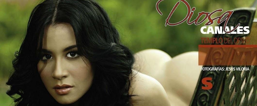 Diosa Canales Se Desnuda En Twitcam Popscreen