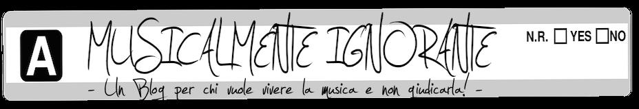 Musicalmente Ignorante