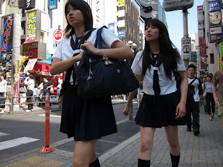 seragam sekolah gadis jepang terbaru