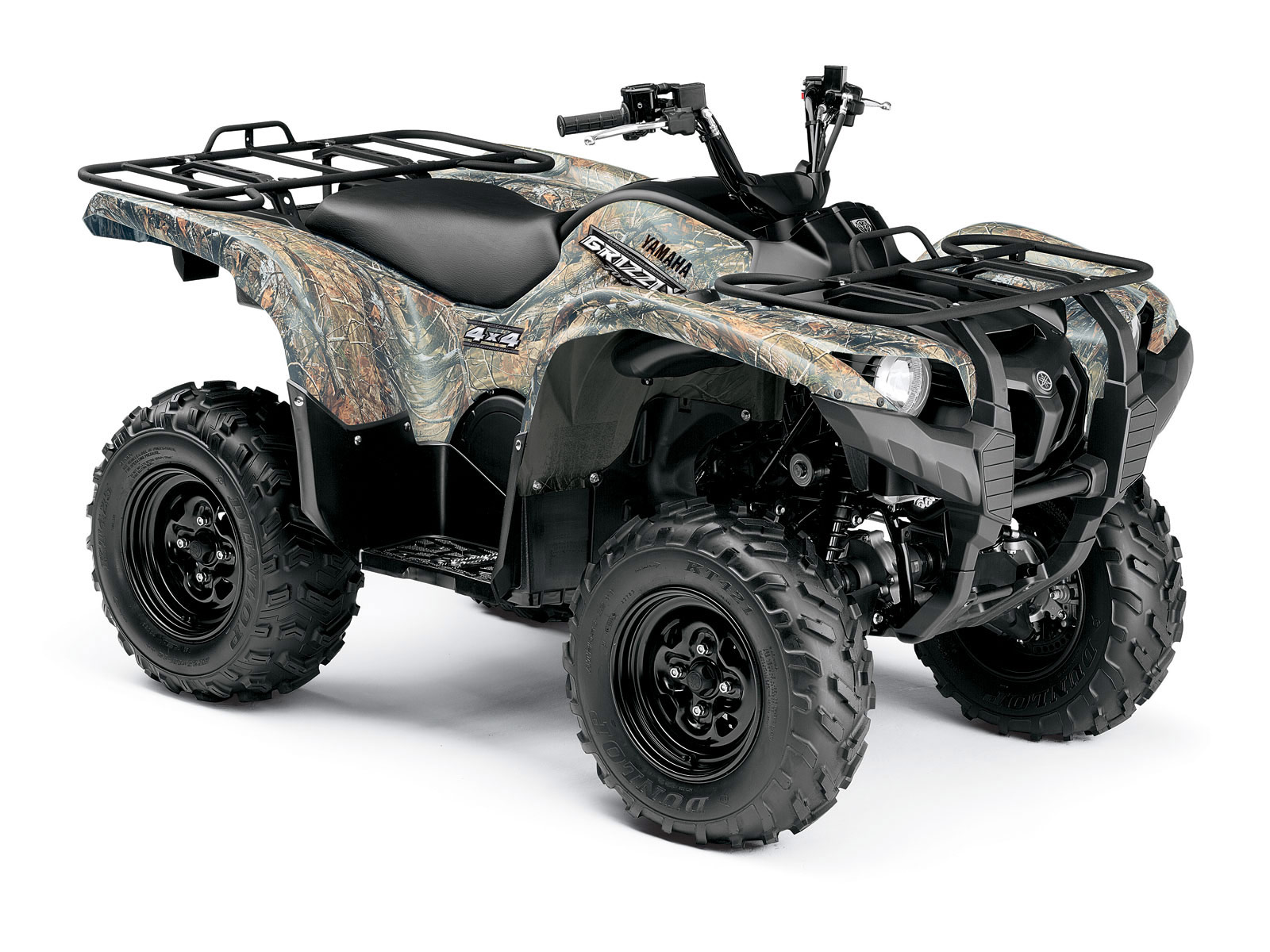 2009 yamaha grizzly 700 fi eps ducks unlimited. Black Bedroom Furniture Sets. Home Design Ideas