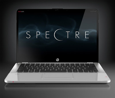 HP Envy 14 Specter, Ultrabook 0.78 Inches With Body Of Glass, Free Download, HP