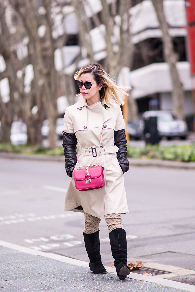 Crystal Phuong- Walking in Perth city in style