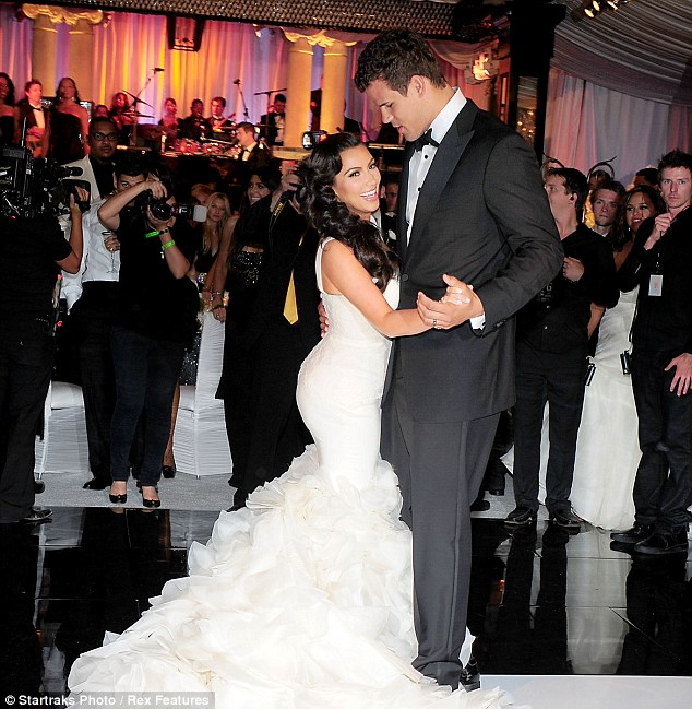 Kris Humphries Wedding Reception