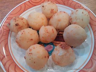 Bolitas de Queso Cheese ball (Venezuela)