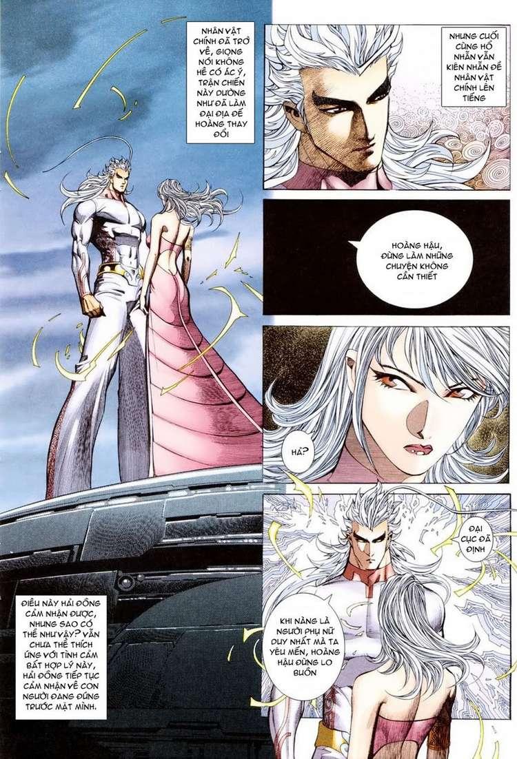 Võ Thần chap 300 Trang 33 - Mangak.info