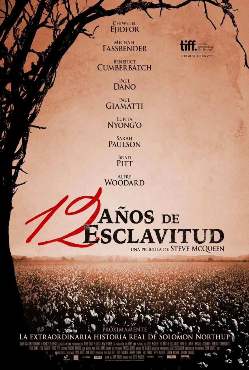 Comentario de la película 12 años de esclavitud