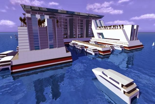 Florida Firm To Build $10 Billion Floating City For The Rich