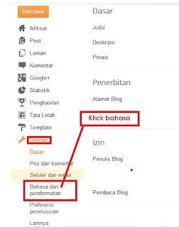 cara daftar adsen dengan blog