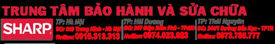 Trung tâm bảo hành tivi SHARP - Miễn phí | 0974.023.023