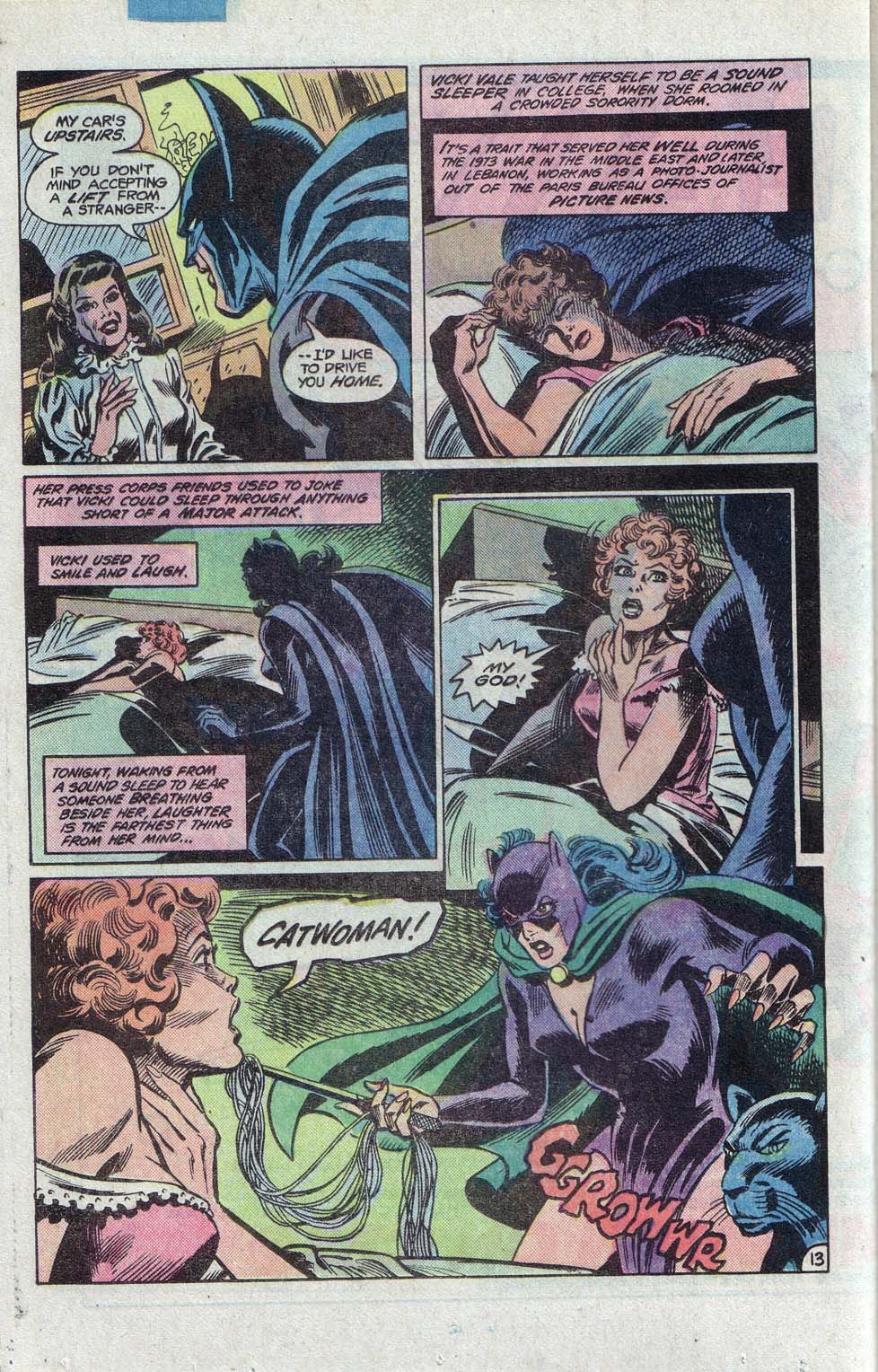 Detective Comics (1937) Issue #521 Page 19