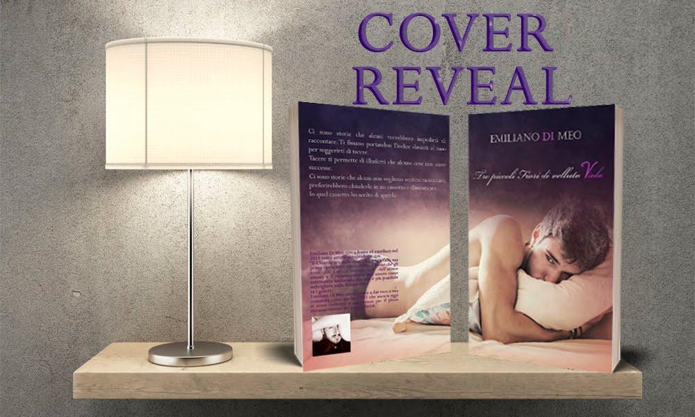 Cover Reveal: Tre piccoli fiori di velluto Viola