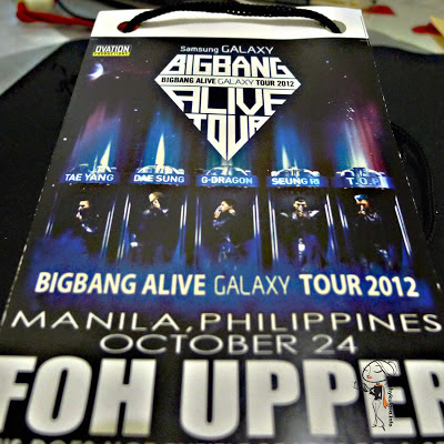 BIGBANG Galaxy Tour