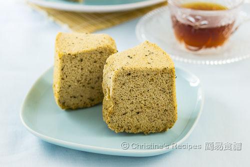 伯爵茶戚風蛋糕 Earl Grey Chiffon Cake02