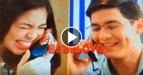 Watch the first ever teaser trailer of the rom-com movie of AlDub My Bebe Love