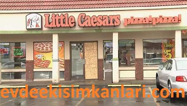 Little Caesars Bayilik Fırsatı