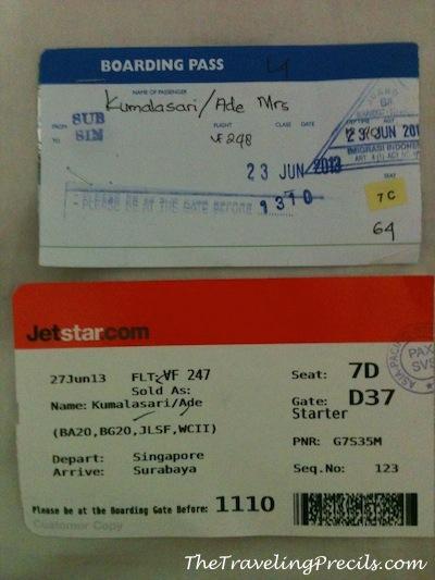 Terbang Ke Singapura Dengan Jetstar