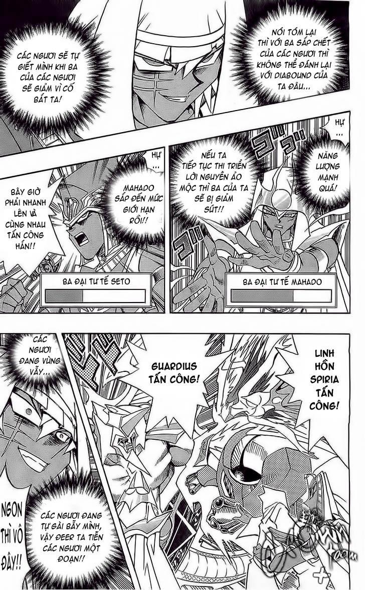 YuGi Oh – Vua Trò Chơi chap 288 Trang 12