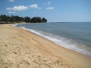 Bãi biển Mỹ Thủy