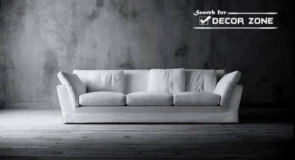15 white sofa designs and ideas for living rooms