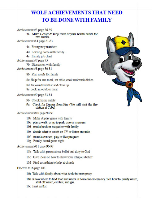 photo about Cub Scout Outdoor Code Printable called Akelas Council Cub Scout Chief Working out: PRINTABLE