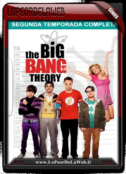 La Teoria del Big Bang - Temporada 2 - 720p - Latino [Mega]