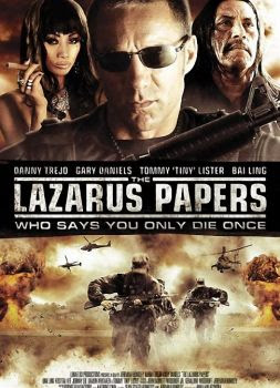 Lệnh Xử Tử - The Lazarus Papers (2010)