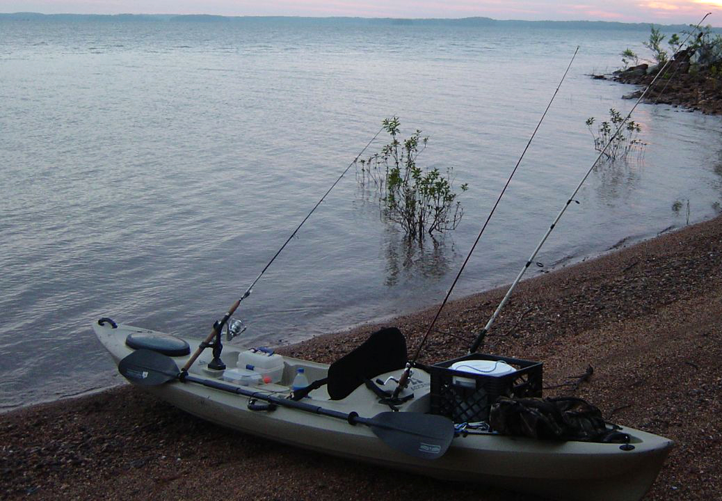 georgia kayak fishing ascend fs12t