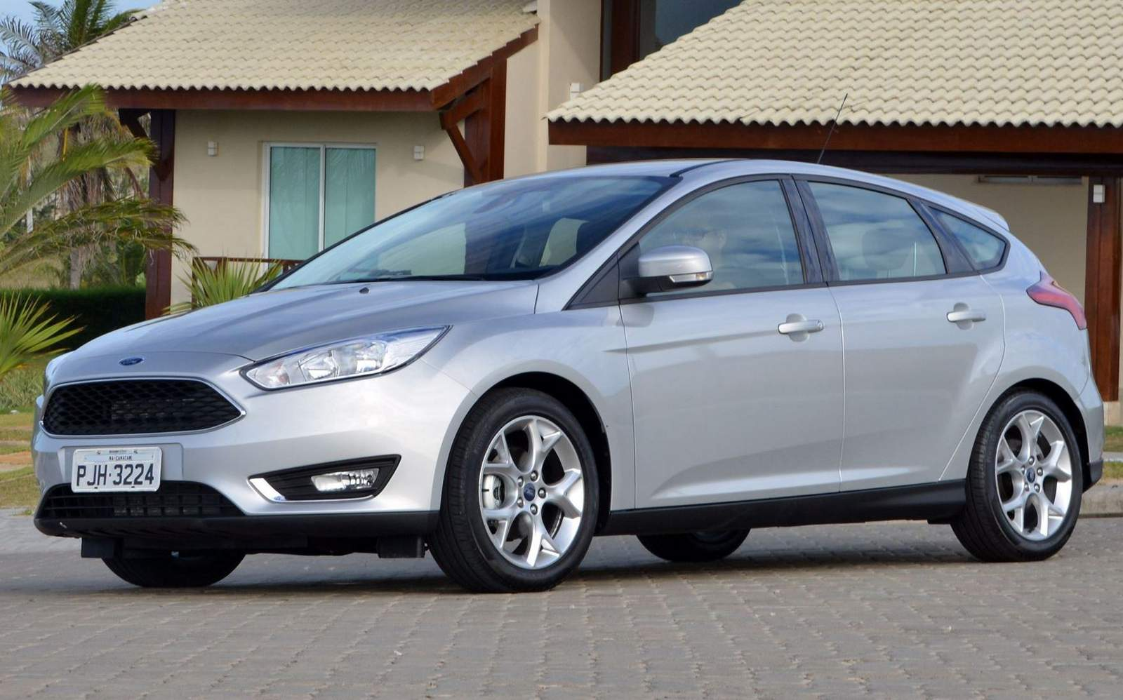 Novo Focus 2016 1.6 SE Plus