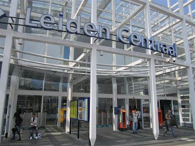 Estación Leiden Centraal