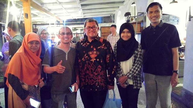 Bertemu Pak Ahmad Heryawan Di Acara Meet And Greet Film Ketika Mas Gagah Pergi