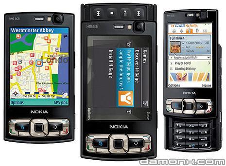 Technologie t l phone portable nokia - Telephone portable 8 megapixel ...