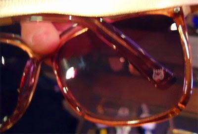 óculo de sol feminino vintage coleção Campeonato Mundial Manto Sagrado Chilli Beans homenagem a Brandi Chastain
