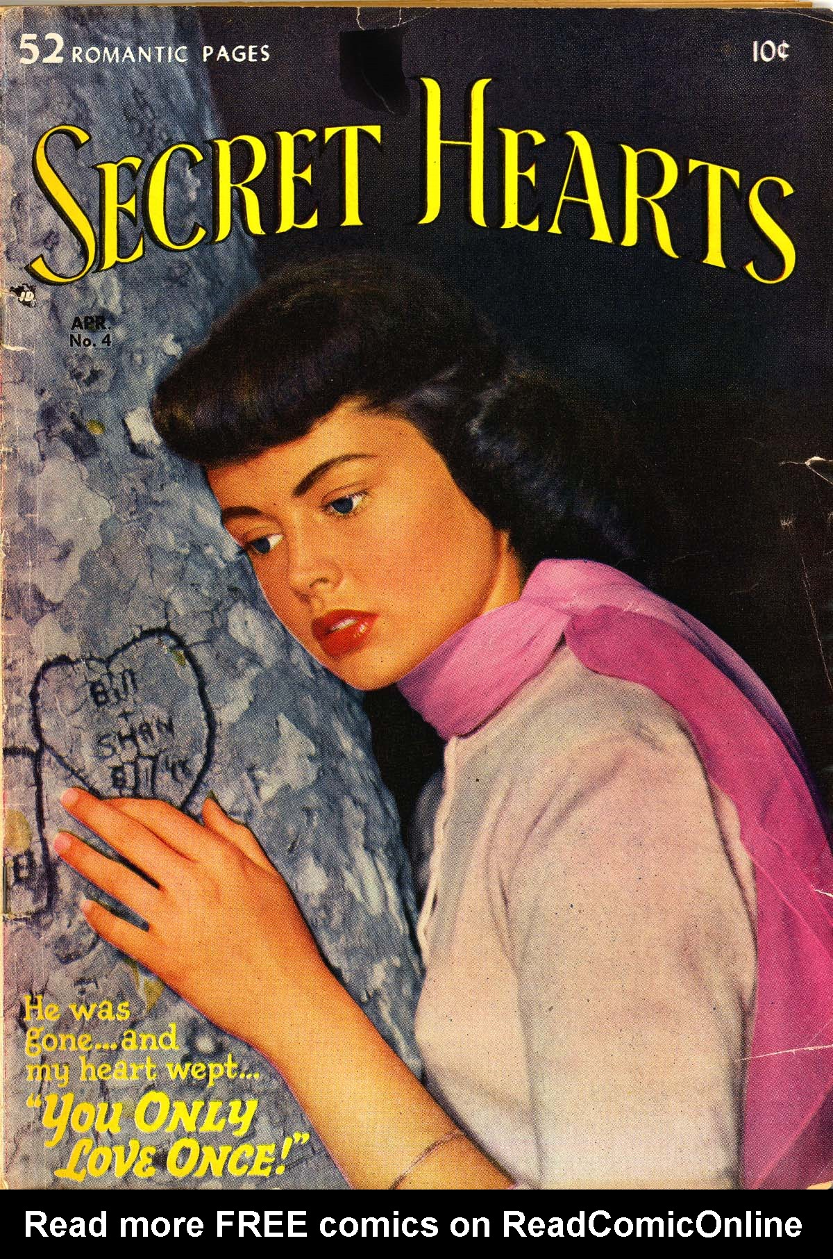 Read online Secret Hearts comic -  Issue #4 - 1