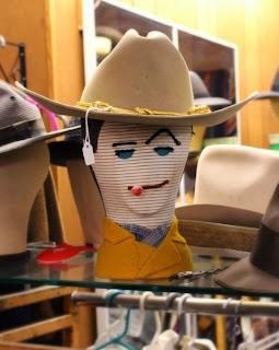 Howdy! #vintage #decor #cowboy
