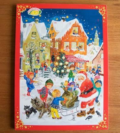 Mainly Maren European Traditions Advent Calendars