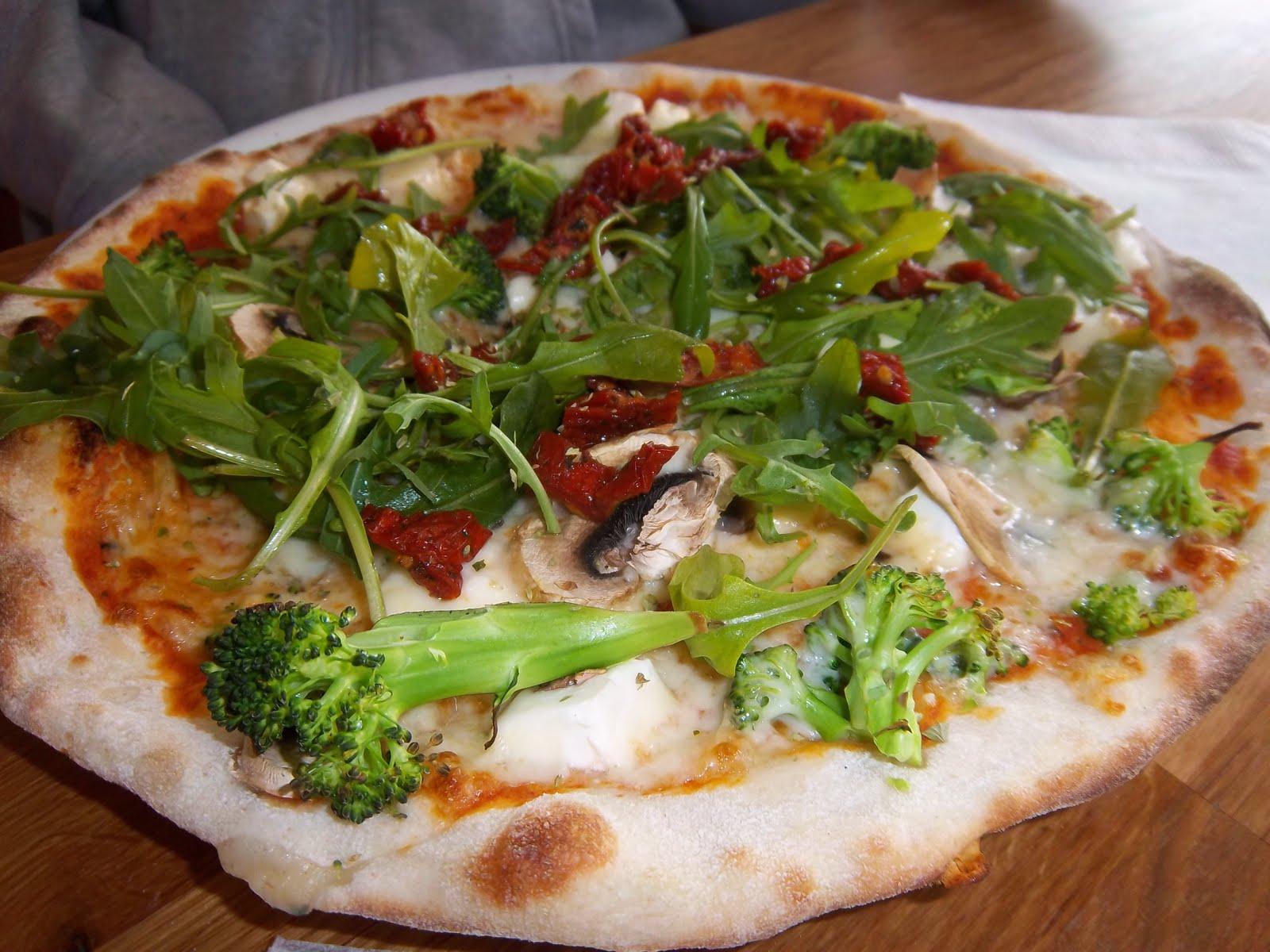 A Californian In Sweden Swedish Pizza