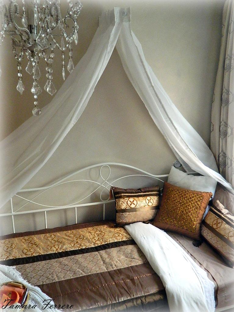 Paso a paso dosel para cama luxury tammy - Dosel cama nina ...