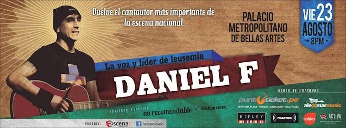 Daniel F en Arequipa (07 set)