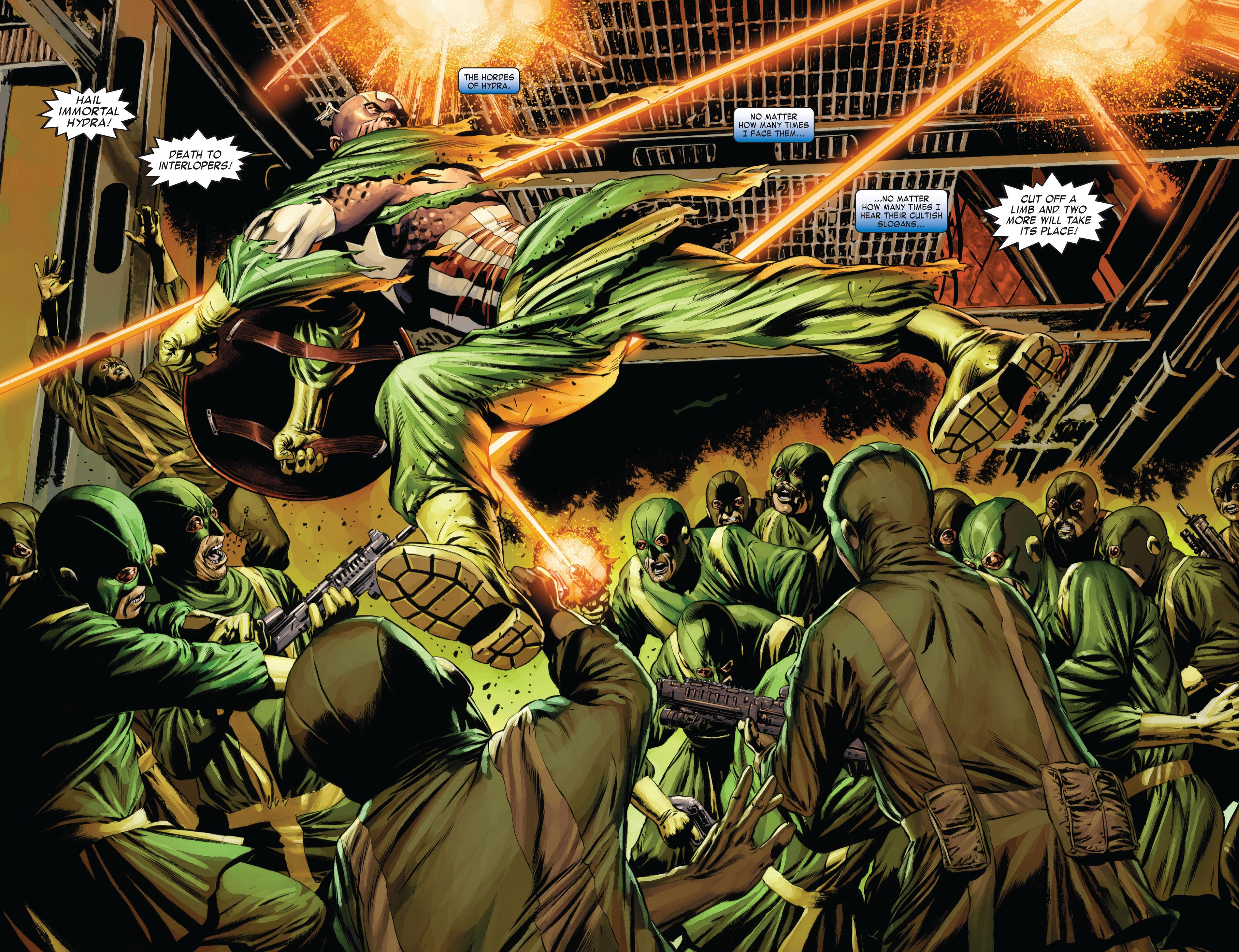 Captain America (2005) Issue #24 #24 - English 12