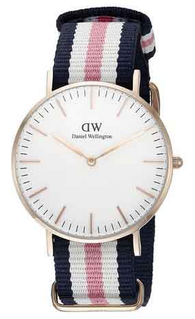 Daniel Wellington Damen-Armbanduhr Analog Quarz