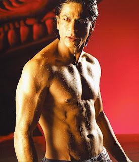 sharukh khan hot body